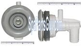 """210141 Vita Spa Mini Directional Jet Complete 3"""" In Diameter Gray"""