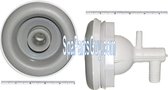 "210415 Vita Spa Pulsator Jet Assembly Complete 5"" In Diameter Gray 1998"