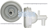 """210410 Vita Spa Select-A-Swirl Jet Assembly Compete 5"""" In Diameter Gray"""