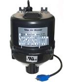 Vita Spa 1 HP Spa Air Blower 120 Volt  w/Vita Mini Plug