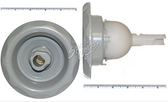 "320-6583 Marquis Spa Cyclone Jet Barrel Adjusta Swirl Insert Gray 5"" 1997-1998"