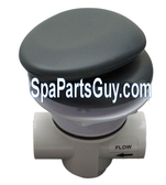 "77428 Caldera Spa 2"" Diverter Valve Assembly Gray"