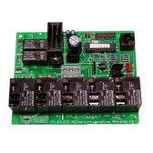 Spa 6000-218 Spa Builders Support Group Circuit Board LX-10 Revision 1-31