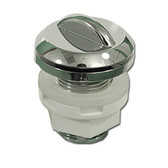 10-2200-CHR Spa Air Control by Hydro Air  Chrome  1/2""