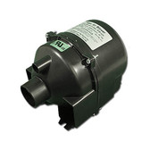 Max Air Spa 1 HP Spa Air Blower 240 Volt  w/Pin Amp Style Plug - Thermo Spa and others