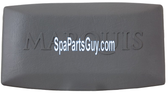 "990-6377 Marquis Spas Spa Pillow 8 15/16"" x 4 15/16"" Gray E Series"
