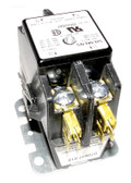 45CG20AF Contactor Double Pole DPST 30 Amp 120 VAC Coil