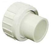 """400-6010 Waterway Pump Union 2.5"""" Nut x 2.5"""" Slip Tailpiece"""