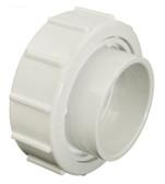 """400-5990 Waterway Pump Union 2.5"""" Nut x 2"""" Slip Tailpiece"""