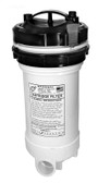 "500-2500 Waterway 25 Sq. ft. Top Load Filter System w/ Cartridge 1.5"" S"