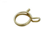 "DW8STZD Hose Clamp 1/2"" Roto : For 3/8"" Vinyl Tubing"