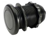 """Tecmark / Tridelta Air Button Black # PMT3428B1.25"""""""