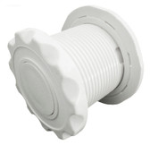 Len Gordon Spa Air Button # 951040000 White Scallope