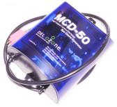 Del Ozone MCD-50 Spa High Output CD Ozonator Mini J & J Plug 110 Volt MCD50RPOZM