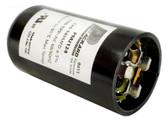 Spa / Pool Motor Start Capacitor 124-149 MFD  / 110-125 VAC