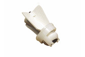 Hydro Air Thera'ssage Jet Flow PathWhite # 16-5560