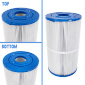 "Spa Cartridge Filter 10 1/2"" L x 6"" W x 1 15/16"" Hole Opening Both Sides For: Watkins, Hot Springs, Tiger River, Hot Spot Same As: C-6430, PWK30, FC3915, 31489, 13004"