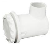 "Waterway Spa Air Control #660-3120 1/2"" 90 Degree Elbow White"