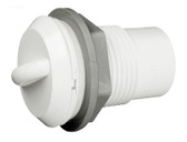 """Waterway Spa Air Control # 660-3300 1/2"""" H Style White"""