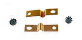 Balboa Spa Heater Strap Pair Copper Straight