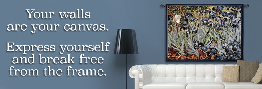 Shop Wall Tapestries by Art Style, Size or Color