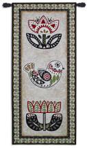 Folk Song Wall Tapestry Wall Tapestry