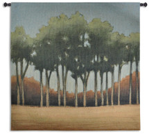 Stand of Trees Wall Tapestry Wall Tapestry