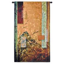 Volcano Bamboo Wall Tapestry Wall Tapestry