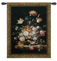 Bouquet Of Majesty Large Wall Tapestry Wall Tapestry
