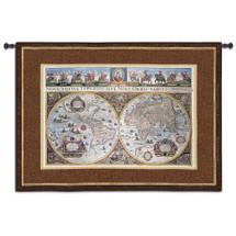 Nova Terarum Orbis Wall Tapestry Wall Tapestry