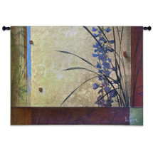 Poets Garden II Wall Tapestry Wall Tapestry