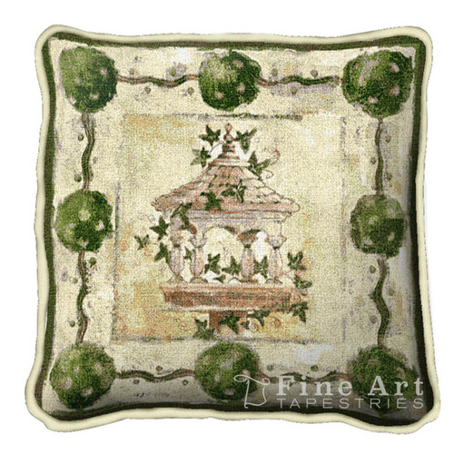 Garden View Pillow Pillow