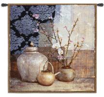 Asian Still Wall Tapestry Wall Tapestry