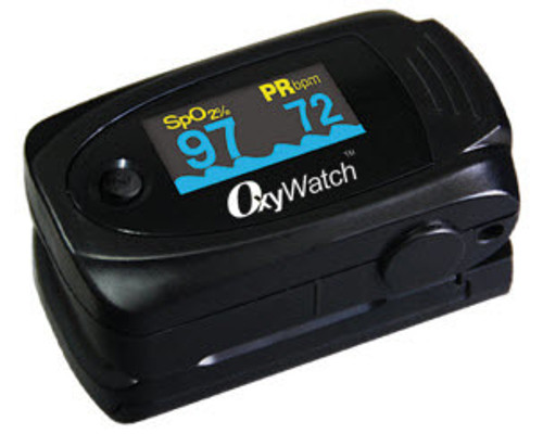 Oximeter- MD300C63 finger tip with color 6 way display