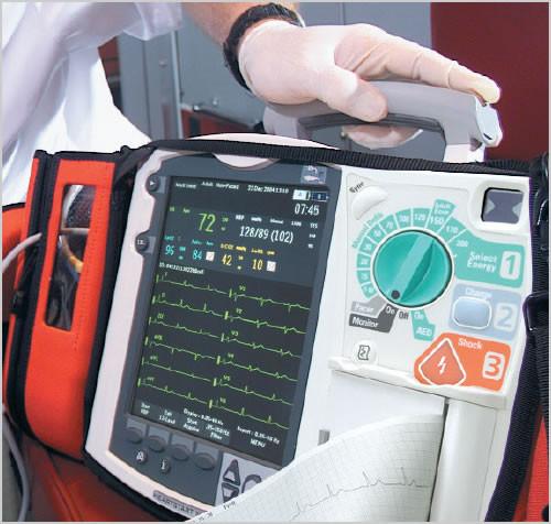 Philips HeartStart MRx Monitor/Defibrillator