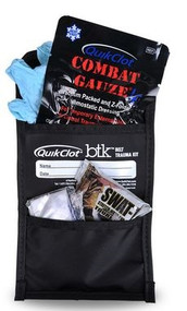QuikClot Belt Trauma Kit