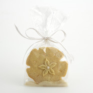Sand Dollar with Pearls Cookies