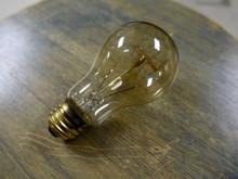 Edison Globe Light Bulb, 30 Watt Antique Spiral Filament, A19 Shape