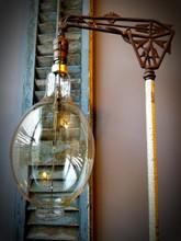 Grand Nostalgic Bulb - BT56 Shape, 60w Incandescent Oversized Light Bulb