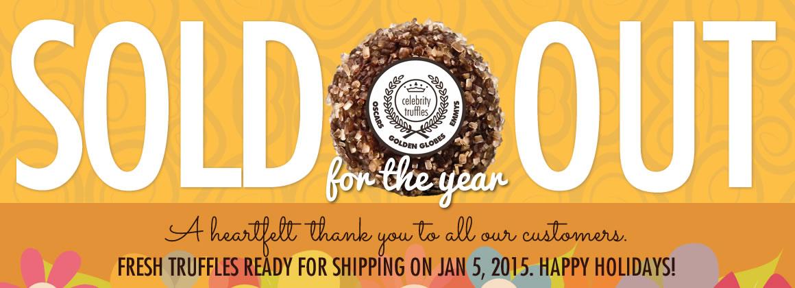 Holidays Gift Idea: best chocolate truffles