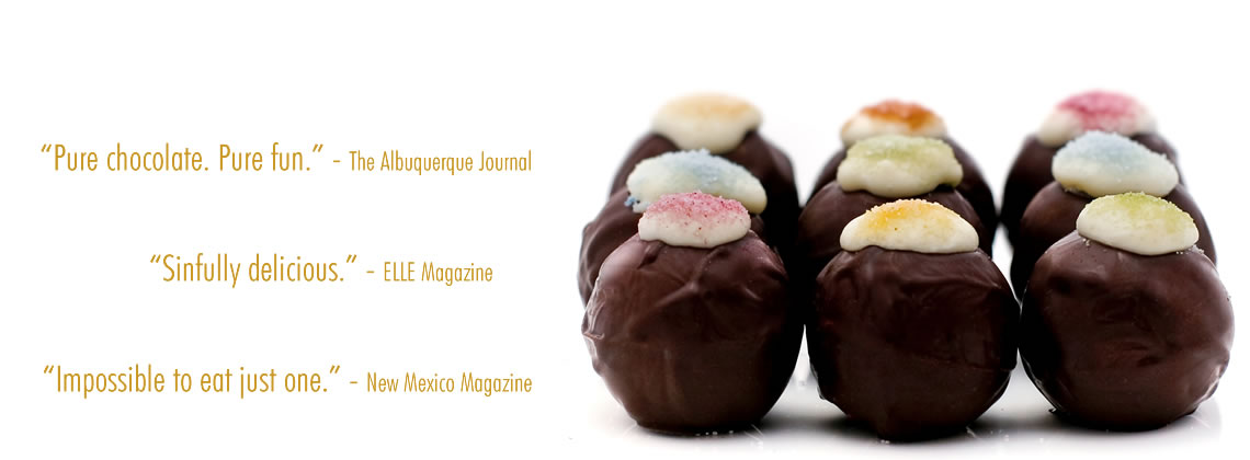wholesale best chocolate truffles for US and Canadian retailers
