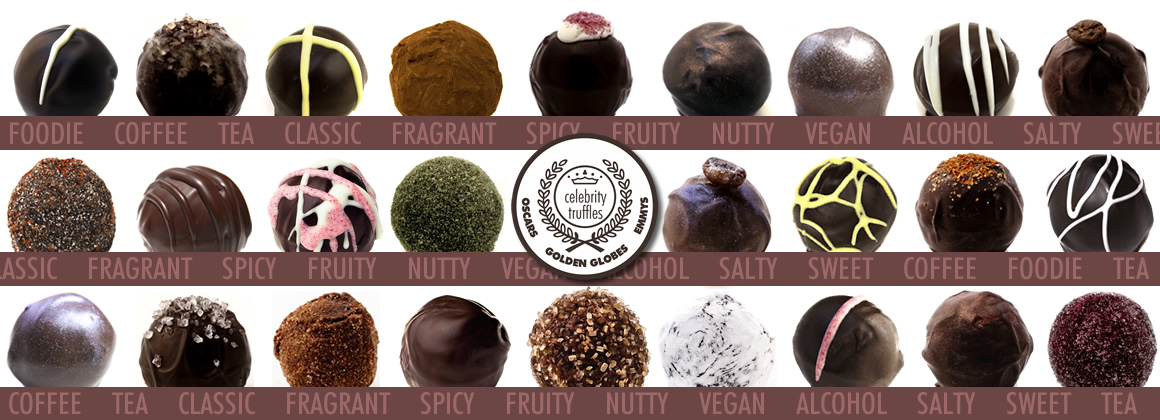 best chocolate truffles, gluten-free and vegan chocolates
