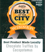 Best of City Winner 2015