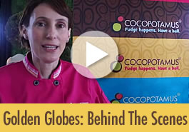 Golden Globes Behind Scenes