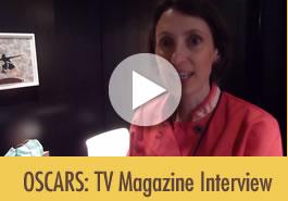 Cocopotamus at the Oscars interview with Splash Magazine