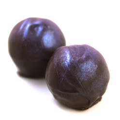 Earl Grey Tea with fragrant Beramot in dark chocolate truffles