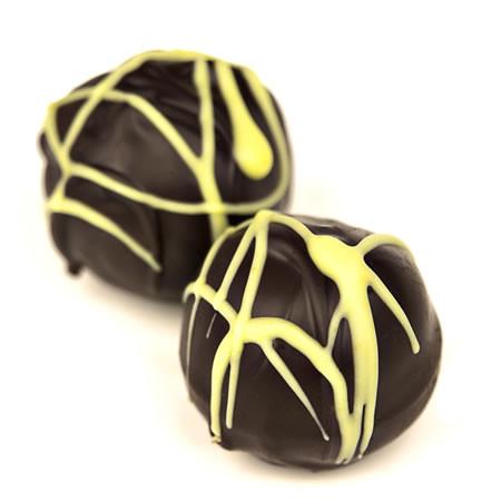 Humpty - Eggnog brandy caramel truffles