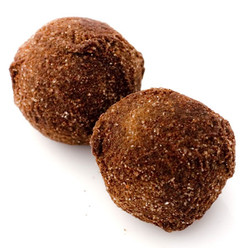 Naked Hottie: dark chocolate truffles with Mexican cinnamon and rolled in cinnamon sugar