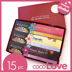 Valentine's Day gift ideas - CocoLove:  assorted chocolate truffle gift set
