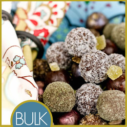 Bulk party chocolate: order Cocopotamus chocolate truffles in bulk for parties and functions.
